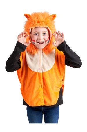 Cape oranje leeuw - 3-6 jaar