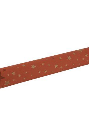 Duni 3-in-1 rol - shining star rood - 40x480 cm