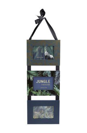 Fotolijst jungle 3-delig - 22x58 cm