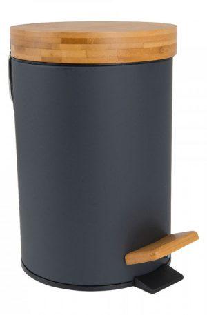 Pedaalemmer Nature - antraciet - 3 liter