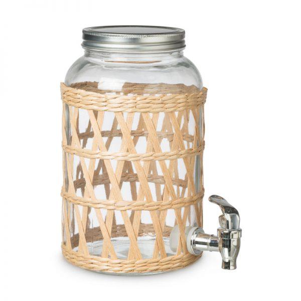 Sapkan met riet - 3 liter