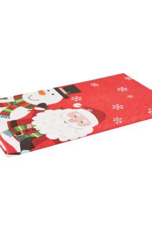 Tafellaken dunisilk - 138x220 cm - winter kerstfiguren