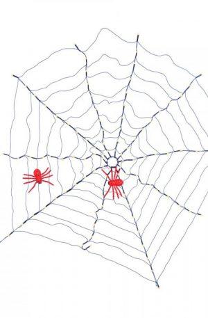 Verlichting spinnenweb - Ø105 cm
