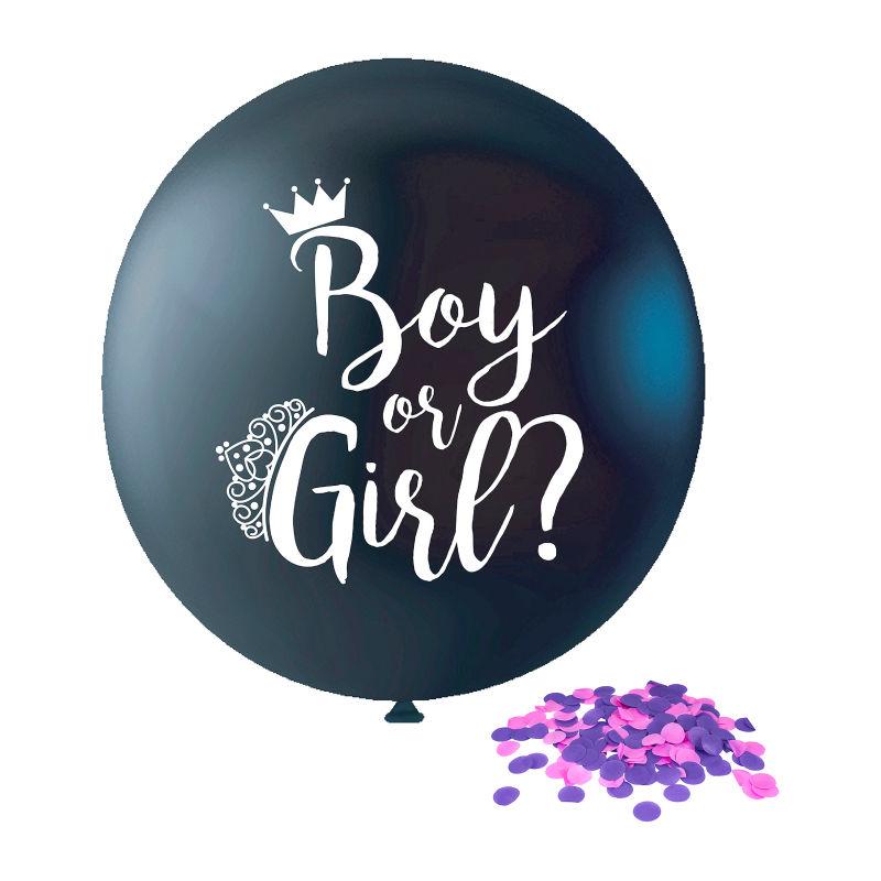 ballon-gender-reveal-meisje